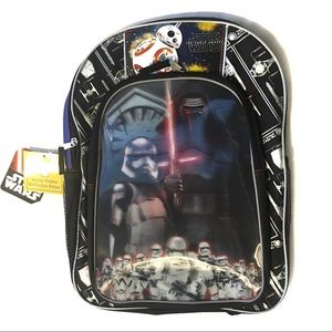 Star Wars lenticular backpack
